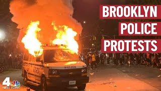 More Than 300 Arrested After 3rd Night of Violent NYC Protests