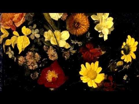 "Caravaggio, ""The Hermitage Lute Player"" - Jacques Arcadelt, ""O felic'occhi miei"""