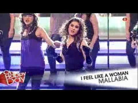 Oh happy day - E2 - 1 - Mallabia - I feel like a  woman
