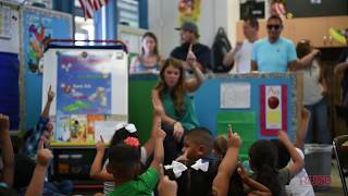 RUSD First Day of School 2017-2018