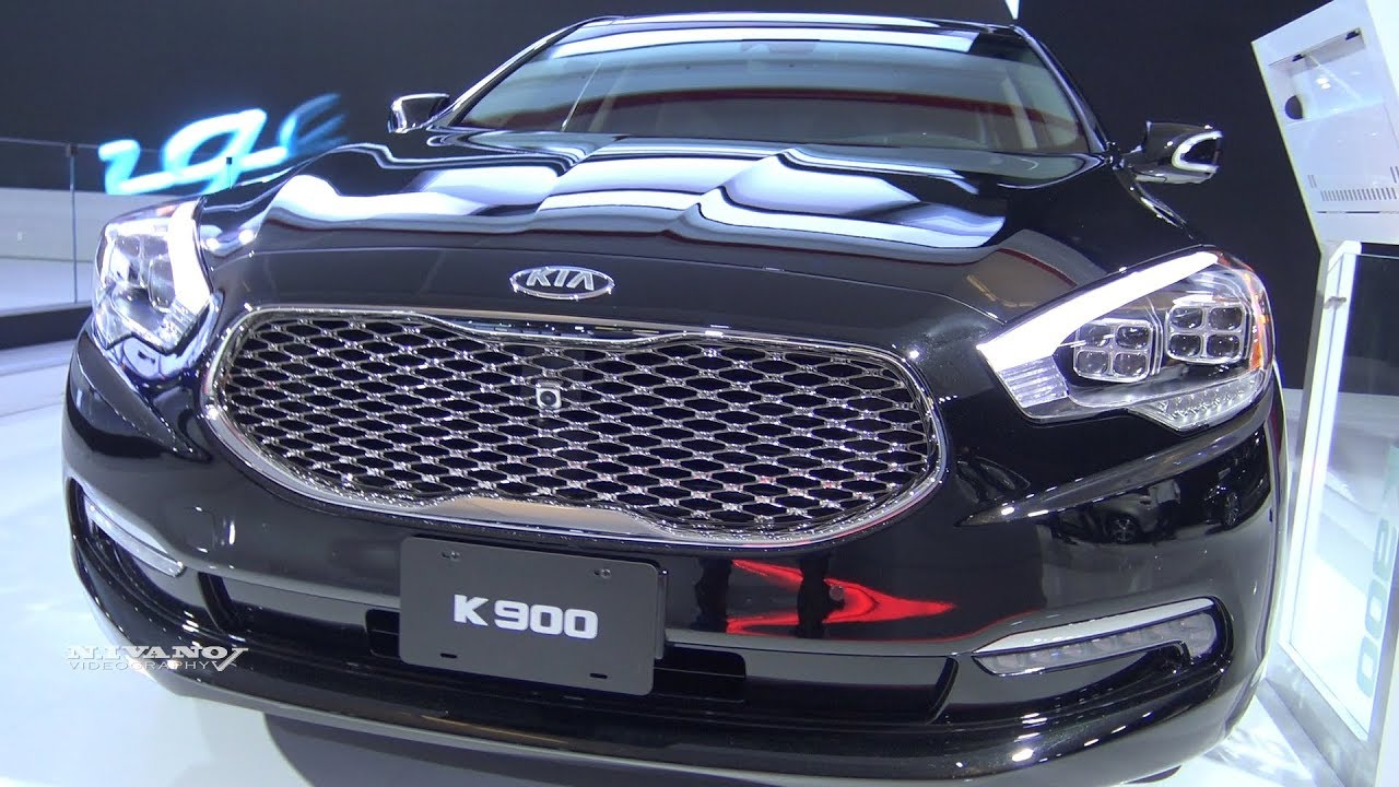 2018 Kia K900 V8 Elite Exterior And Interior Walkaround 2018