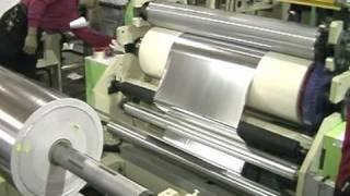 Aluminum Foil / Paper Embossing Machine FEM Series