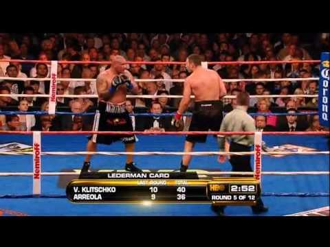 Vitali Klitschko vs