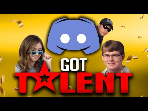 DISCORD'S GOT TALENT (ft. CallMeCarson & Pokimane)