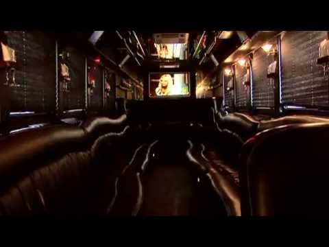 50 Passenger Party Bus Rental - Best Party Buses - Price 4 Limo