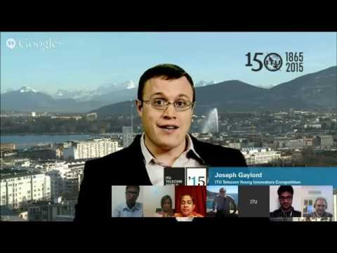 ITU HANGOUT: Young Innovators, Skills and Process