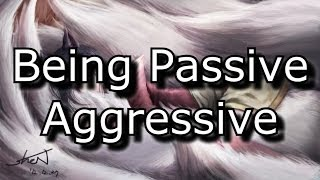 Being Passive Aggressive: Arguably the Biggest Problem in the Community | League of Legends LoL