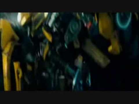 Transformers! Sweet Little Bumblebee