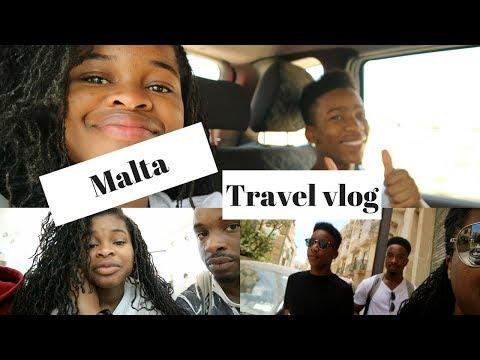 """Where's the Beach"": Malta Travel VLOG | RebsFitness"