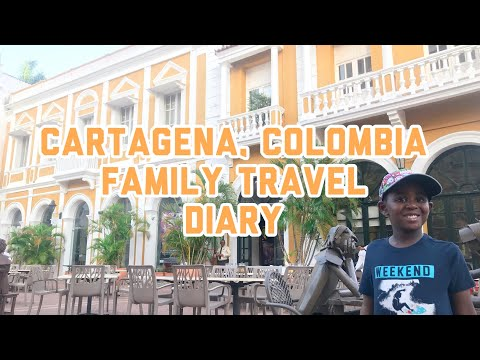 Cartagena, Colombia Travel Diary: Part I #cartagenatravelguide