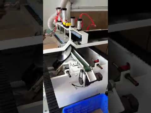 TAISHENG FRAME  NEW Design Picture Frame Automatic Cutting Machine Suit For Heavy   Production