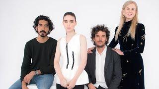 Dev Patel, Rooney Mara, and Nicole Kidman on 'Lion' at TIFF