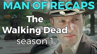 RECAP!!! - Walking Dead: Season 1