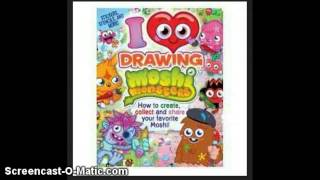 Moshi Monsters I love Drawing Book!