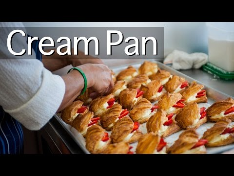 Best Japanese Bakery in the USA - Cream Pan Bakery