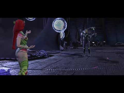 Injustice 2 Mobile - LLJ oneshot P1+2+3 and a little P4 | 18.4m DMG (Tier 6-Update 3.4.1)