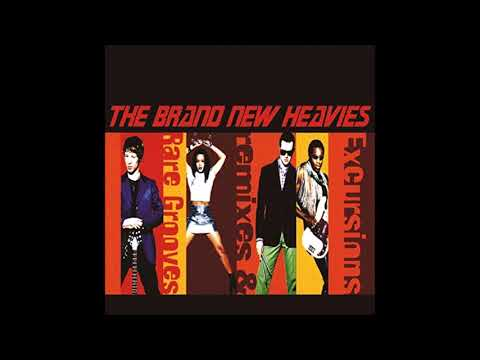 The Brand New Heavies - Forever (Soulpower Remix) (1995)