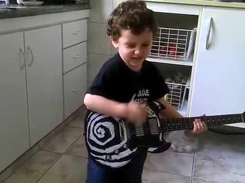I wanna be a rock star - Nickelback