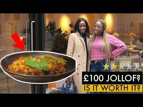 Eating At Best Reviewed Restaurant In London | Ikoyi London VLOG | Worst Jollof Ever? | TeefahXOXO