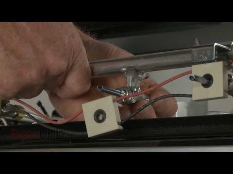 Front Burner Valve - Whirlpool Gas Range