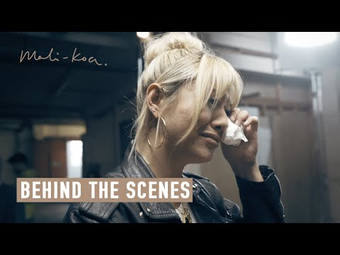 Filming Get's EMOTIONAL With My Mum | Behind The Scenes | Sorry | Mali-Koa