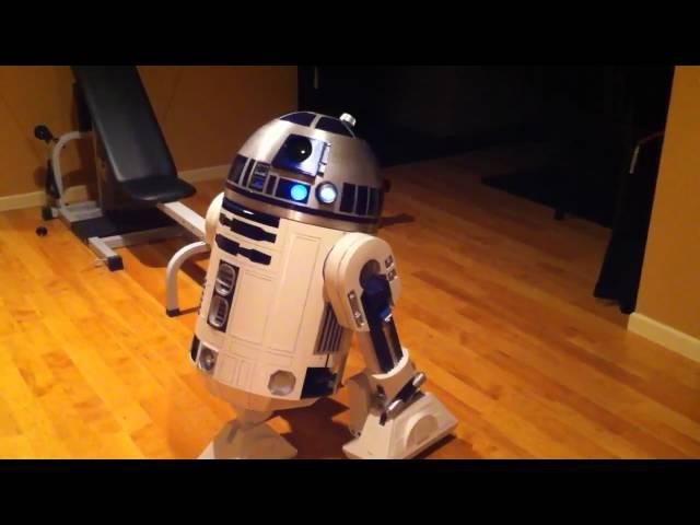 Full Size R2-D2 Fully Functional