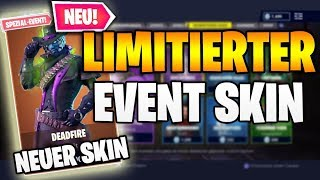 NEW DEADFIRE EVENT SKIN 🔥😱 Today New Fortnite Shop 24.10 | Special Fortnitemares Item Shop 🛒