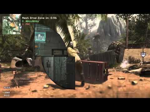Modern Warfare 3 Minitage #3 - Crisps
