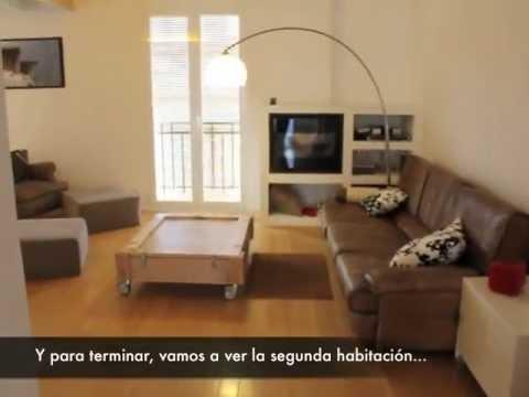 Ker 0293 loft dise o en alquiler conde de altea gran v a ensanche valencia youtube - Alquiler de loft en valencia ...