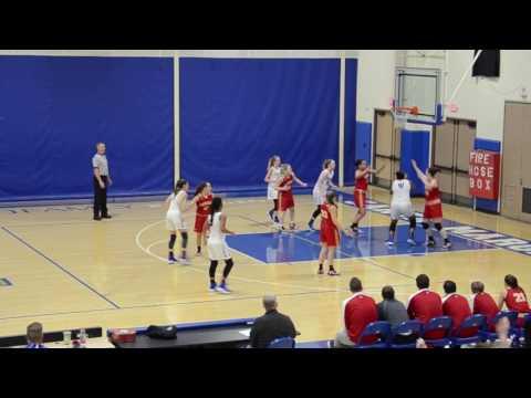 Jocelyn Ewell 2020, #41, Forward,  Santa Margarita Catholic High School  (Video 4-2017)