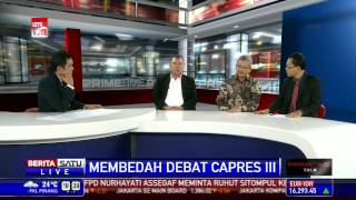 Dialog: Membedah Debat Capres #4