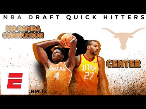 Mohamed Bamba 2018 NBA Draft Comparison: Rudy Gobert | DraftExpress | ESPN