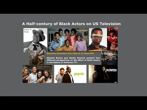 50 Years of Black Actors on US TV