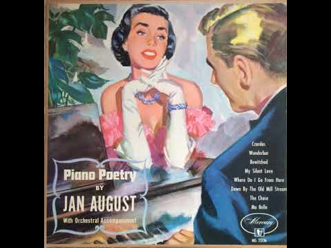 Piano Poetry (full album) - Jan August [1964 Jazz]