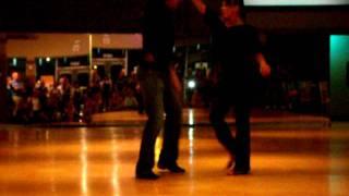 Katrina Branson And Michael Kielbasa At D'amico Dance Studio