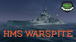 World of Warships - HMS Warspite - Just The Facts!