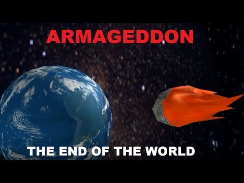 Armageddon - The End Of The World - ROBLOX...