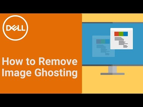 How To Fix Lcd Monitor Ghost Images