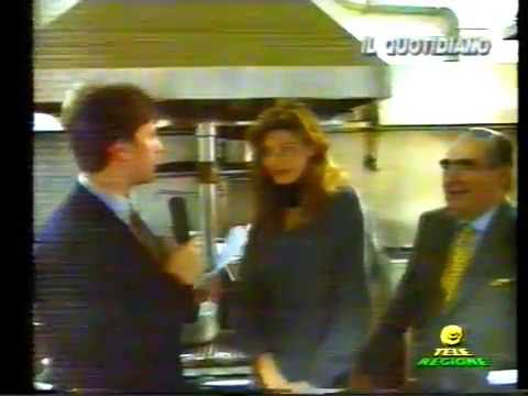 ALESSANDRA MELONI MISS ITALIA 1994 INTERVIEW BY E. CARIOTI
