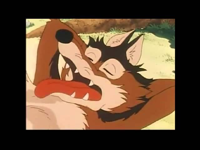 El Lobo y los siete Cabritos 3 3 Español Latino   YouTube #1