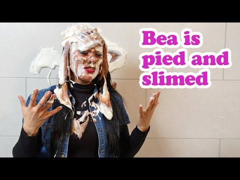 Bea is pied and slimed (remastered)