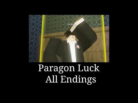 [YBA] Paragon Luck All Endings