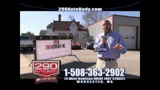 290 Auto Body on Worcester Auto Showcase