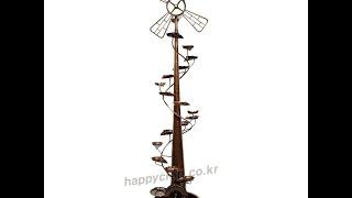 행복공예와 함께하는 실내 분수 인테리어 S폭포풍차(대)