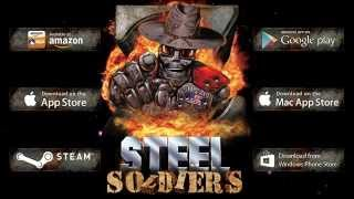 Z Steel Soldiers HD Gameplay Trailer 2015