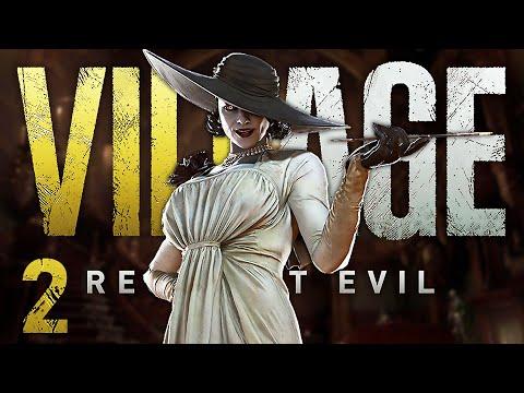 MY FAIR LADY DIMITRESCU   Resident Evil: Village – Part 2