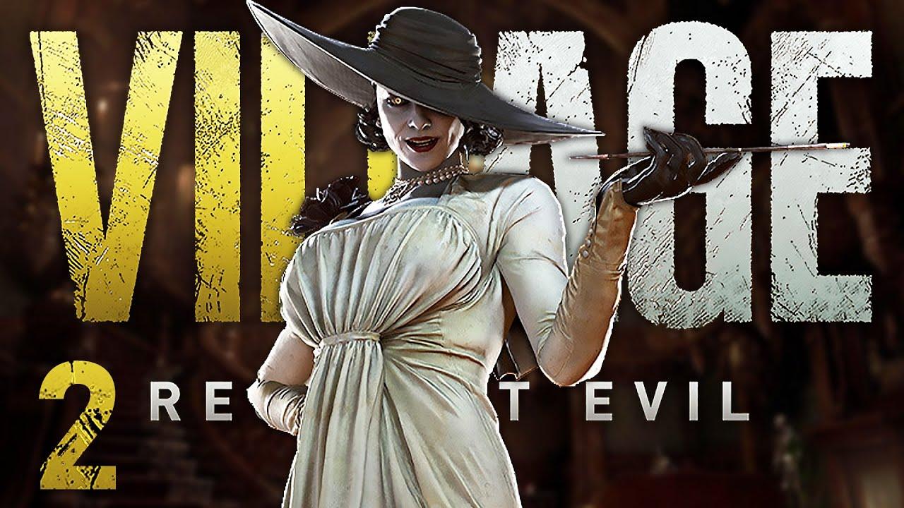 MY FAIR LADY DIMITRESCU | Resident Evil: Village - Part 2