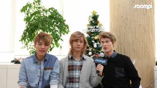 "[Interview] Lunafly Talks about ""Day By Day,"" ""We Got Married,"" BoA and More!"