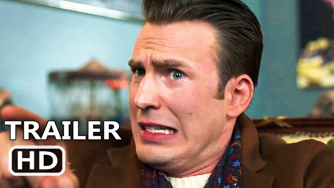 KNIVES OUT Official Trailer (2019) Chris Evans, Daniel ...