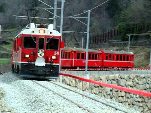 Il treno colorato